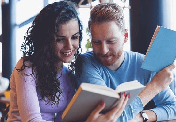 Какие книги могут помочь в супружеской жизни?