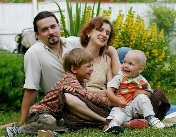Три кита семейного счастья