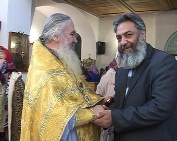 Православные цыгане - искренние люди