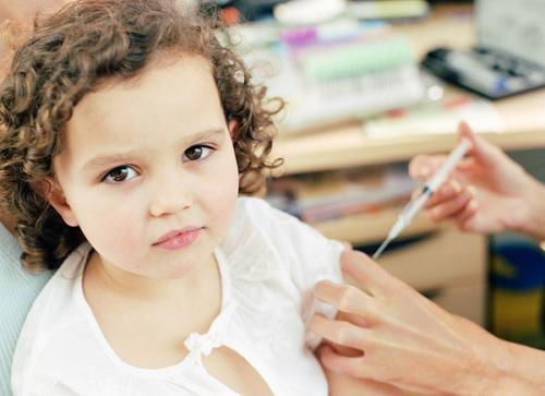 Детская вакцинопрофилактика
