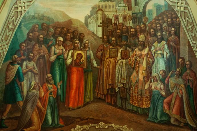 о. Андрей Ткачев: О Казанской иконе Богородицы