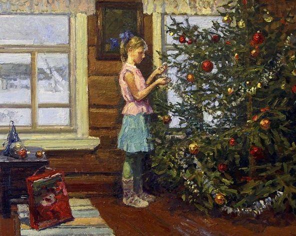 Новый год и Рождество Христово!
