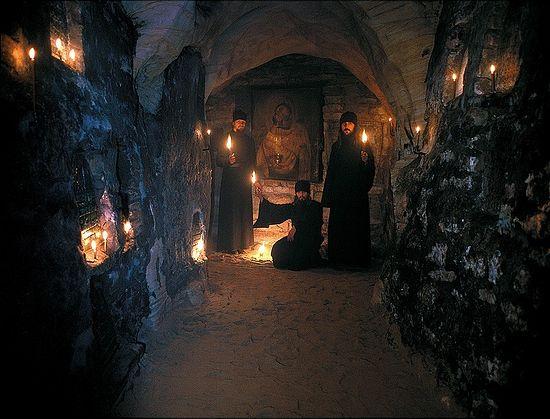 Пещеры | Рассказ
