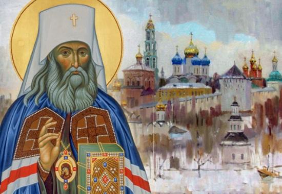 Чудеса святителя Филарета