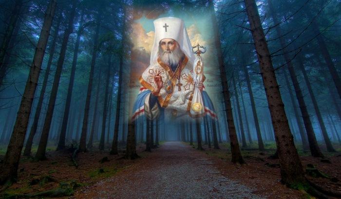 Избавление купца от смерти   Рассказ о чуде