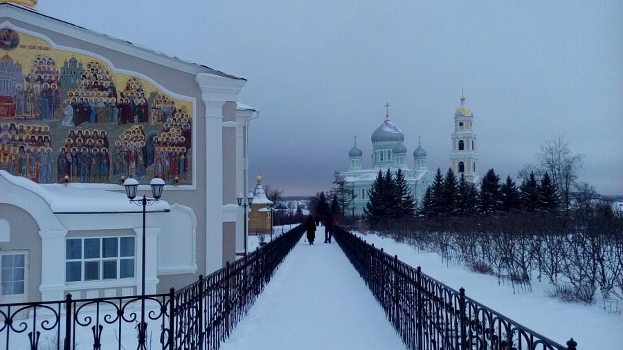 Паломничество в Дивеево к прп. Серафиму -15 января 2019