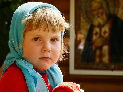 О чем просят Господа наши дети