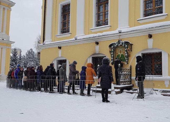 В Покровский монастырь – 27 января 2019