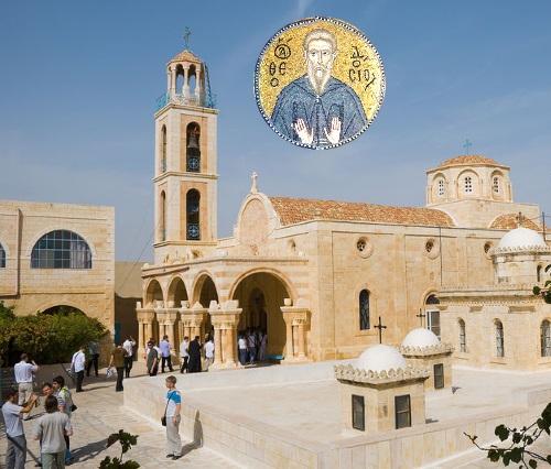 Преподобный Феодосий Великий