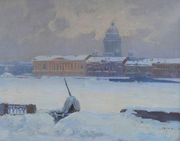 Святки по-советски | Рассказ Александра Богатырева