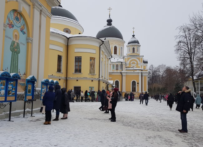 Паломничества в Сретенский и Покровский монастыри – 3 февраля 2019