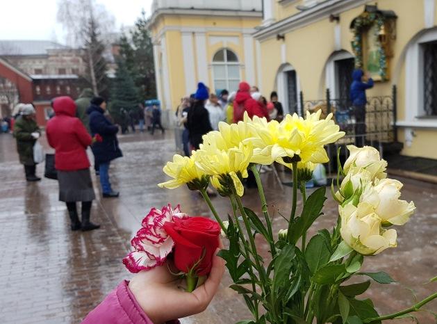 В Сретенский и Покровский монастырь – 24 марта 2019