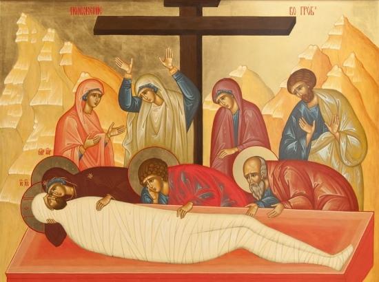 Печать и стража у гроба Господня | Великая суббота