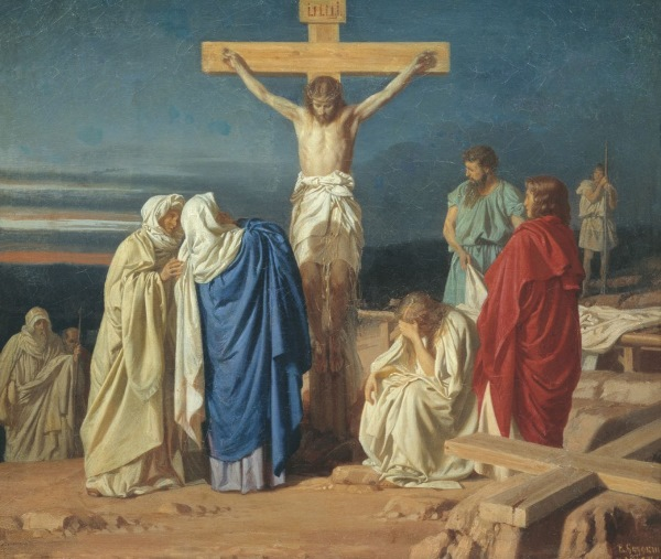 Крестные страдания Иисуса Христа