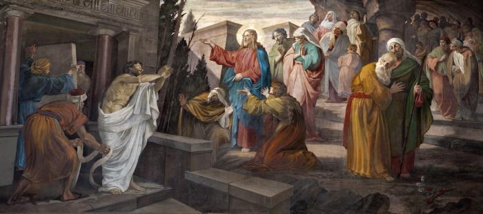 Лазарева суббота: все мы воскреснем!