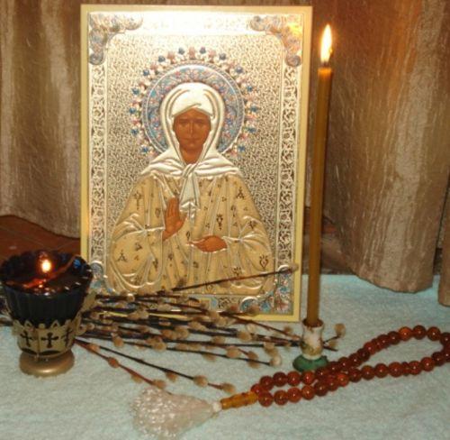 Рассказ Юлии о присутствии в её жизни св. Матроны