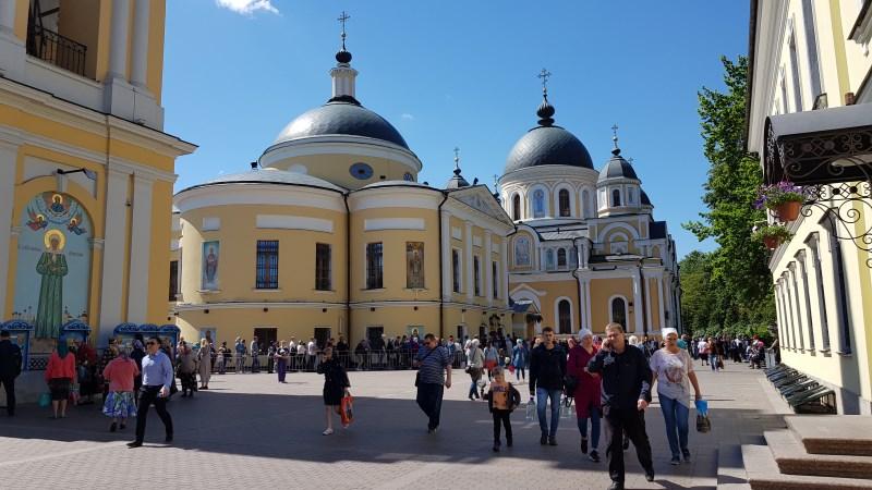 В Покровский монастырь к св. Матроне – 19 мая 2019