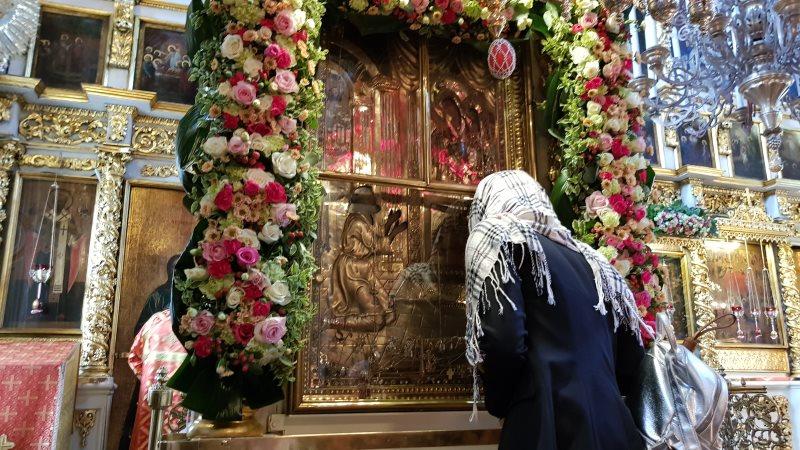 Помощь от икон Пресвятой Богородицы!