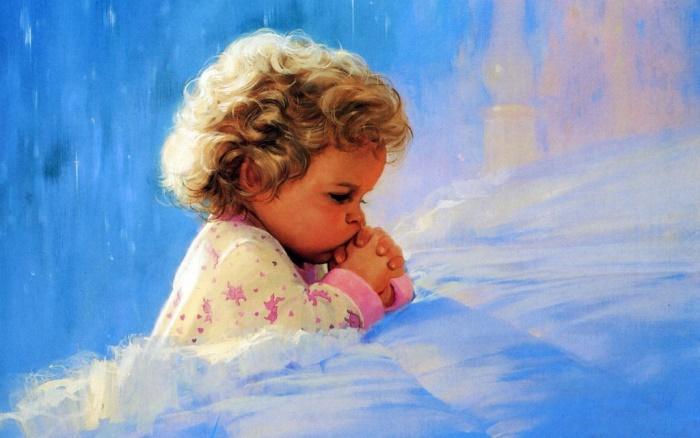 Некрещеные младенцы попадут-ли в рай?