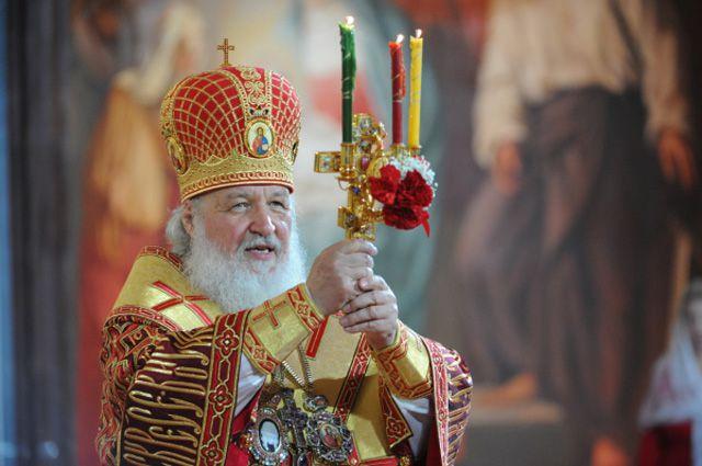 Пасхальное послание Патриарха Кирилла 2019