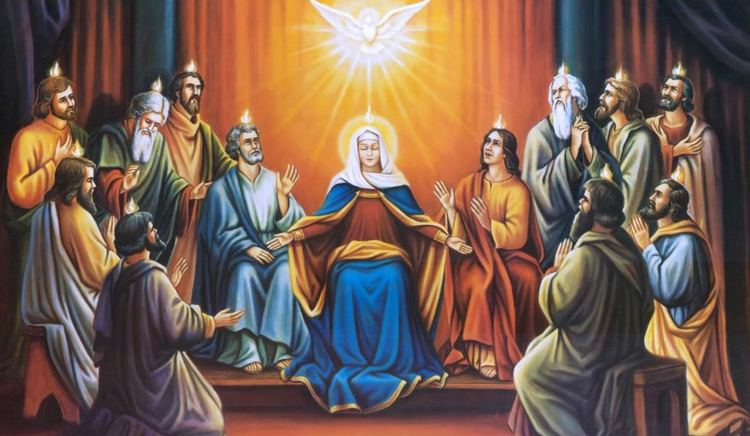 Почему праздник Святого Духа приходится на второй день Троицы?