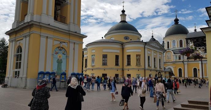 В Покровский монастырь 30 июня 2019