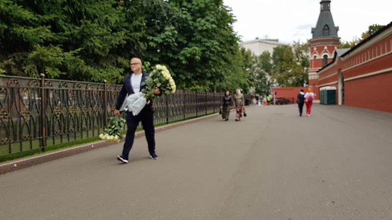 В Покровский и Сретенский монастыри – 4 августа
