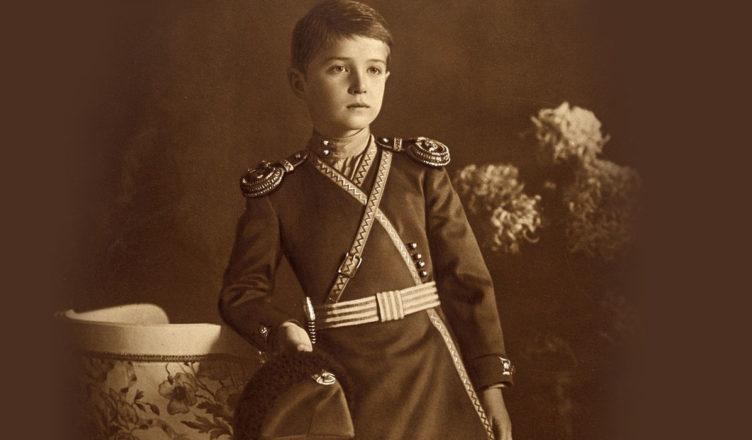 12 августа в истории. Цесаревич Алексей