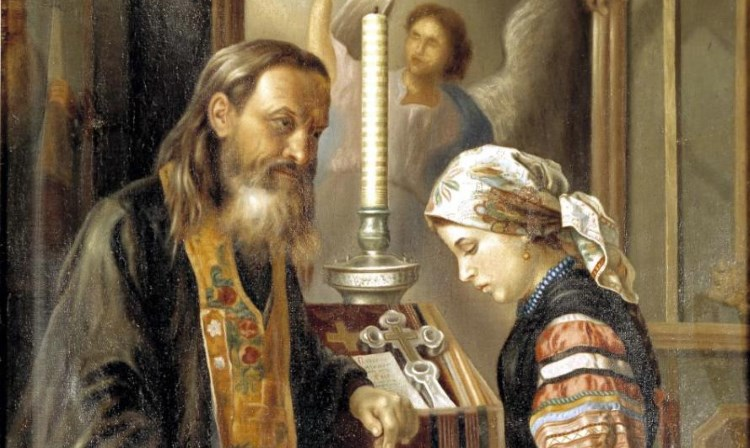 Еще раз о исповеди | Вопрос священнику
