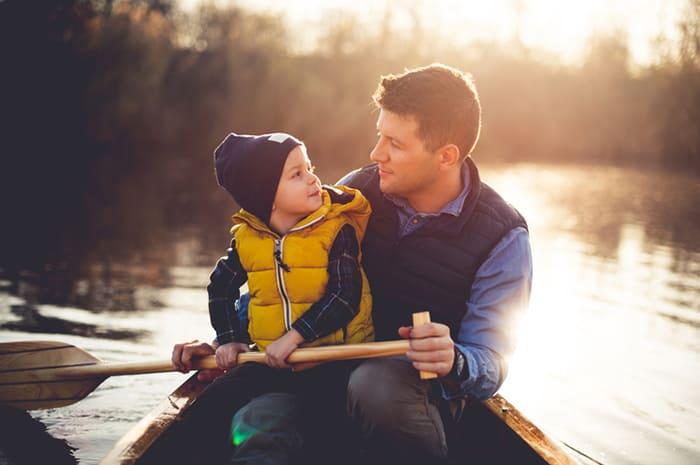 Отец должен быть духовным авторитетом