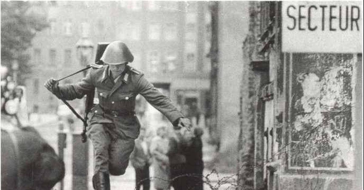 13 августа в истории. Берлинская стена