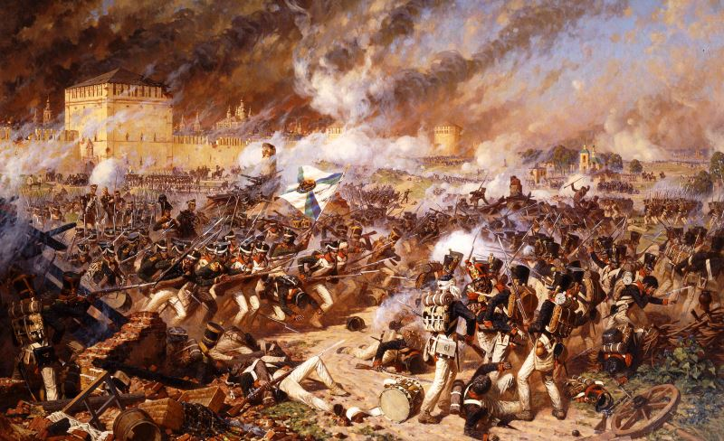 17 августа в истории. Смоленское сражение
