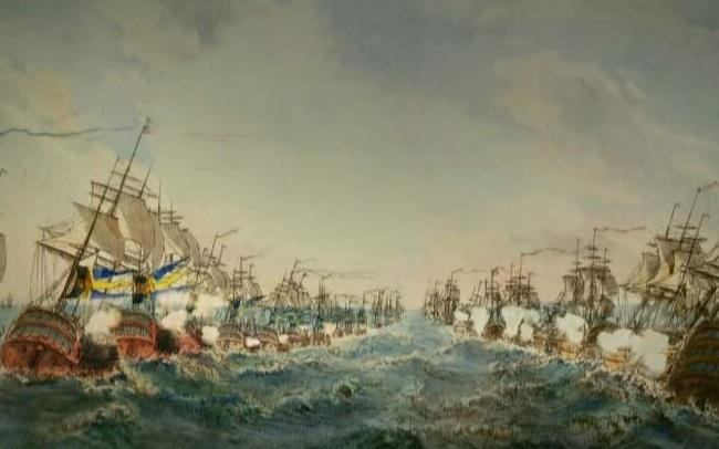 7 августа в истории. Сражение при Гангуте