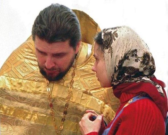 Как преодолеть робость перед священником?