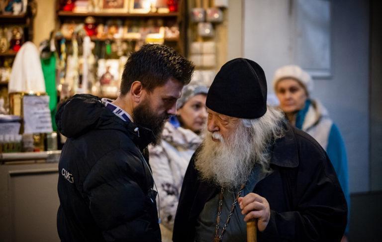 Как найти себе духовного отца?