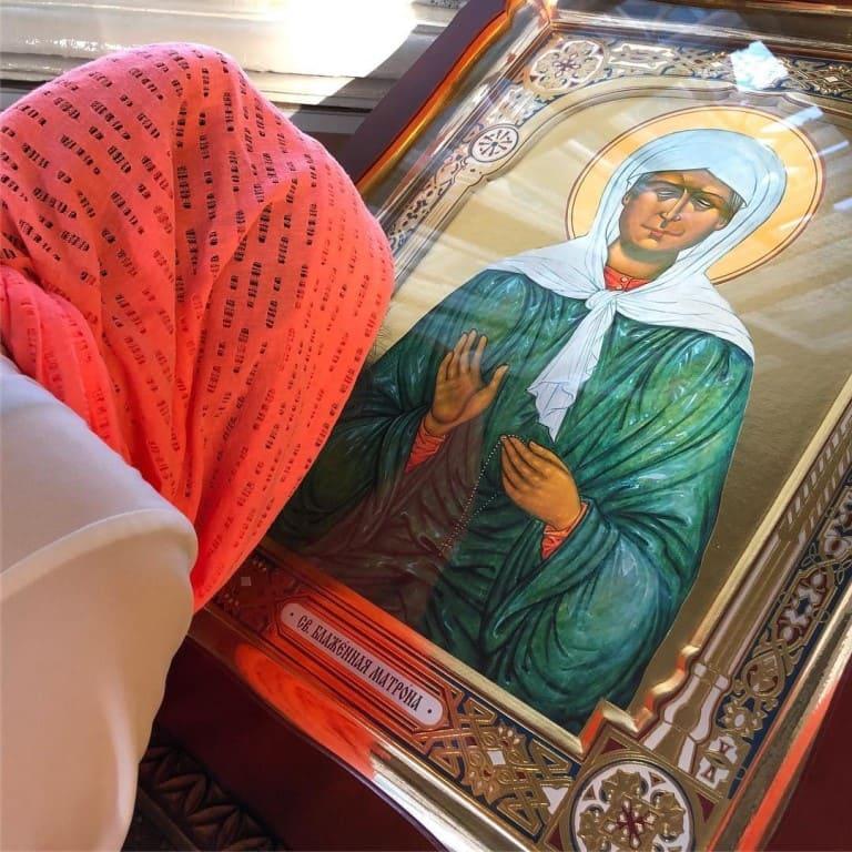 Чудо исцеления молитвами св. Матроны!
