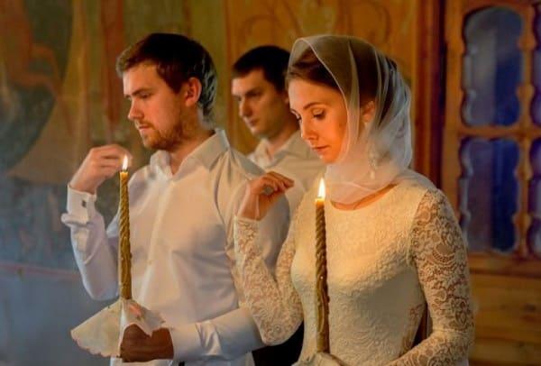 Брак. Венчание