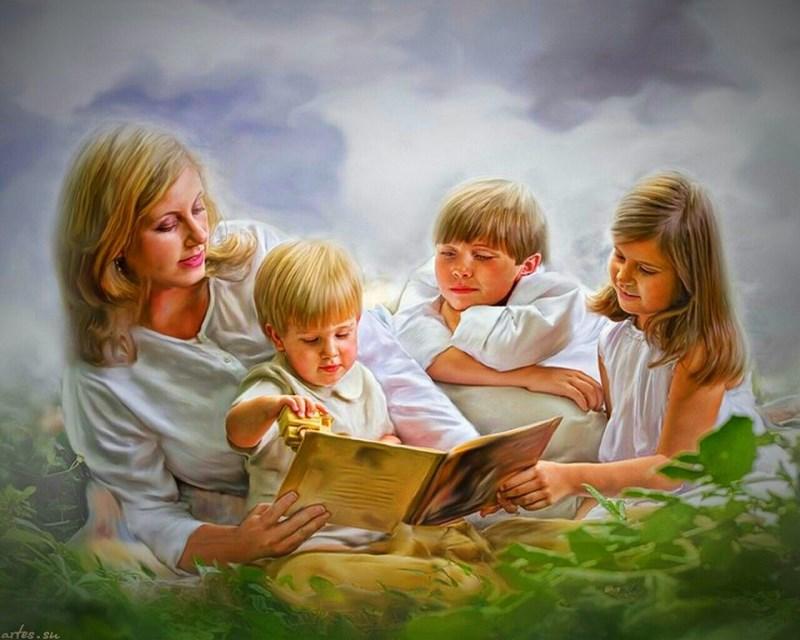 Рождество Пресвятой Богородицы с детьми!