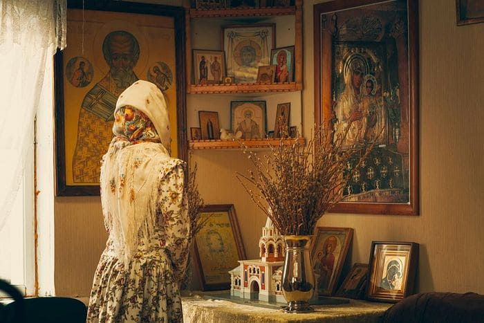 О непрестанной молитве в течении дня