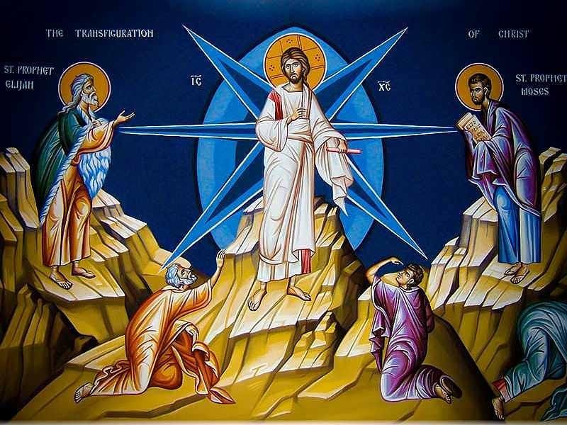 Фаворский свет | Православный словарь