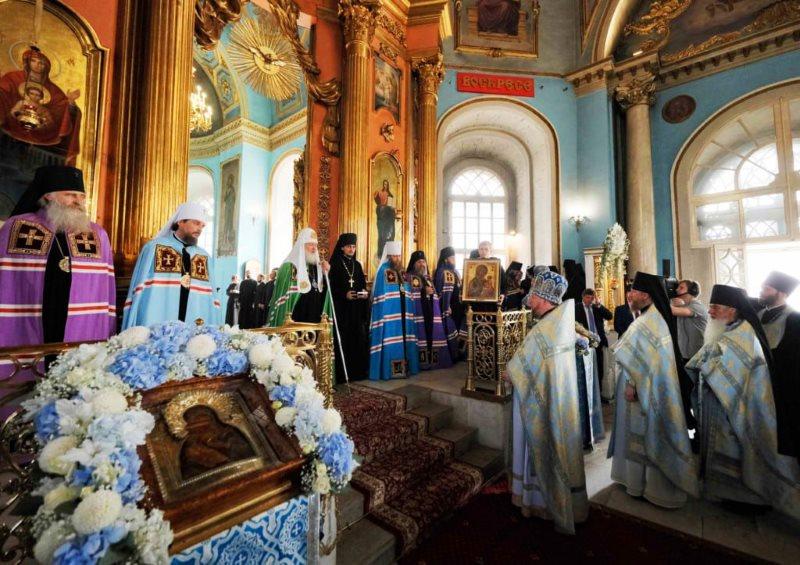 Патриарх Кирилл. Проповедь
