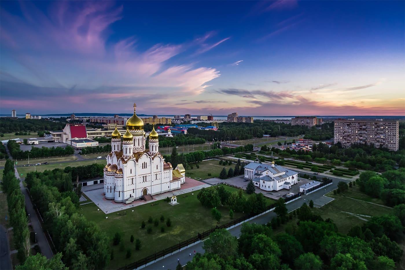 Собор в Тольяти