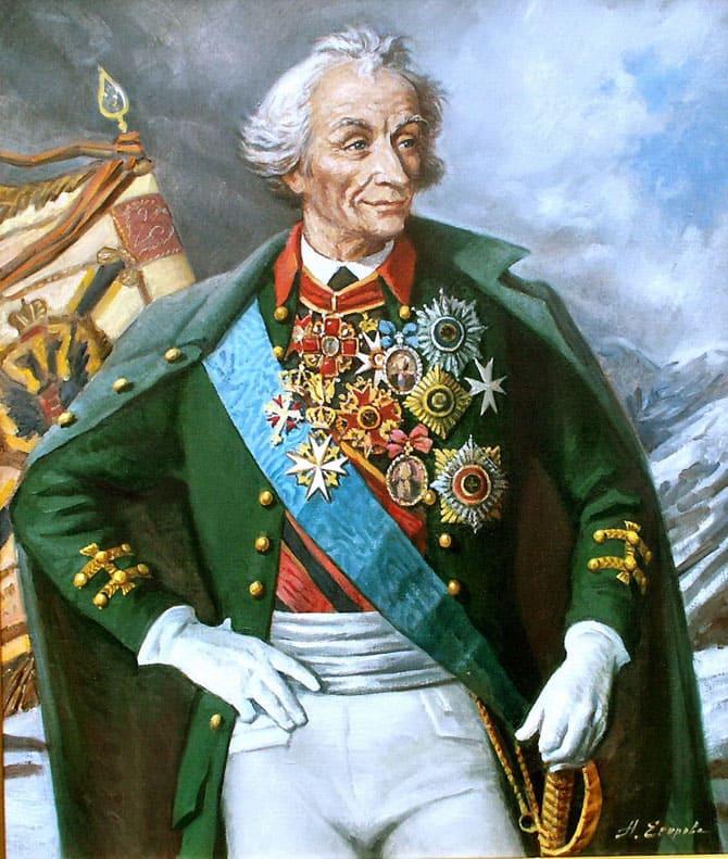 25 сентября в истории. Александр Суворов