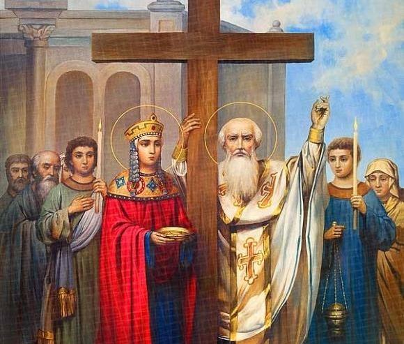 Воздвижение Креста Господня 2