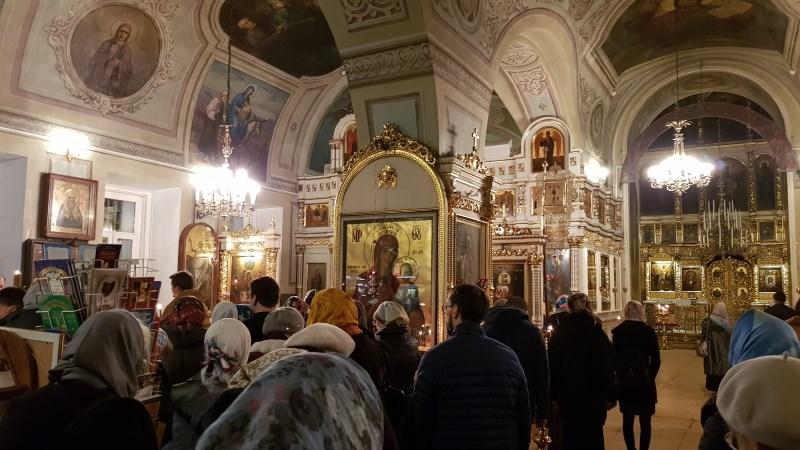 К Поясу Пресвятой Богородицы на праздник Покрова!