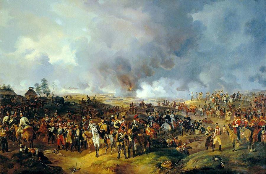 16 октября в истории. «Битва народов» под Лейпцигом