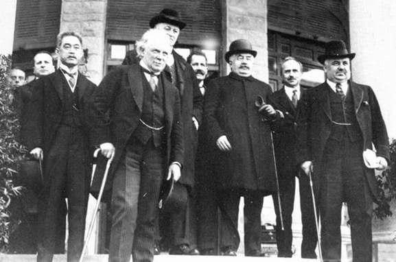 Западные политики 20 века
