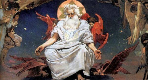 Бог Отец. Господь Саваоф