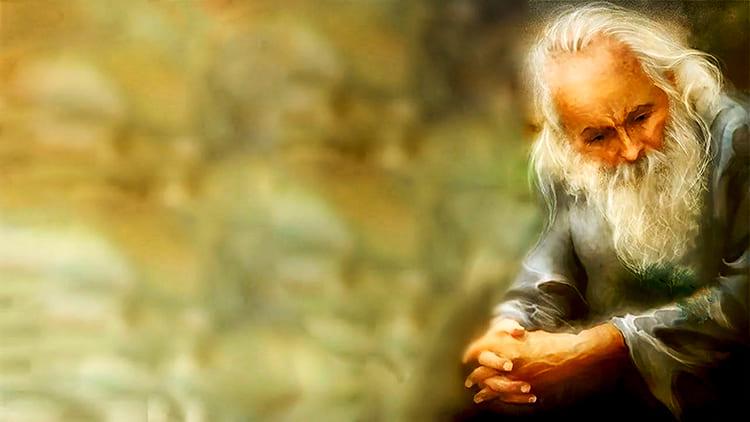 Мудрец. Старец
