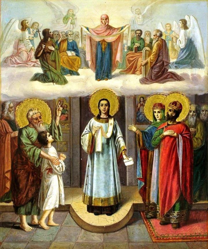 Заступница рода христианского | Проповедь